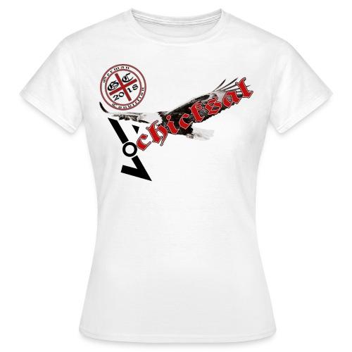 Schicksal - Frauen T-Shirt