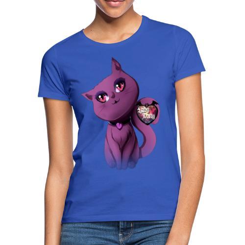 cat - T-shirt Femme