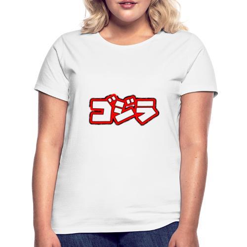 Comic Kanji´s - Frauen T-Shirt