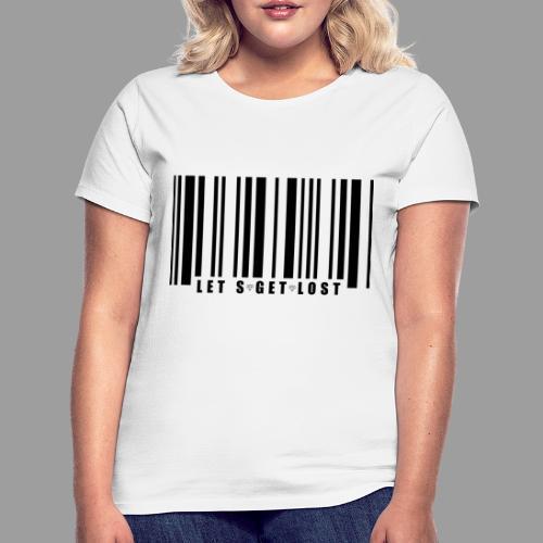 Code - Maglietta da donna