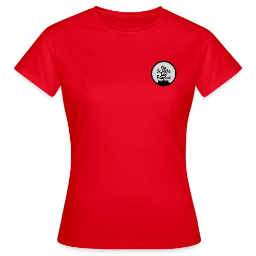 onsurvolelesrageux - T-shirt Femme