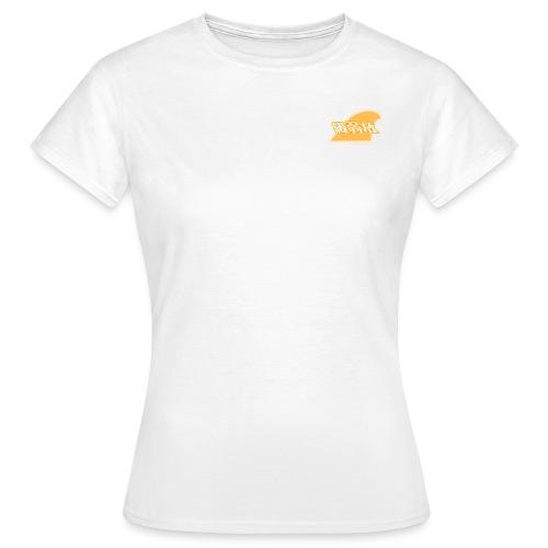 LOGOWAVE3 - T-shirt Femme