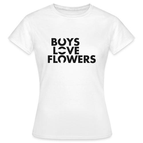 BLF LOGO - T-shirt Femme