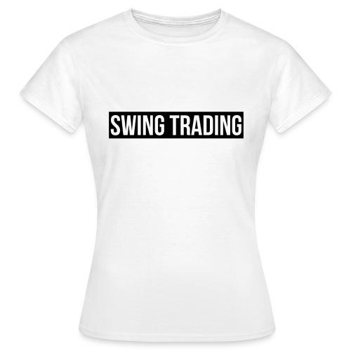 SWING TRADING - T-shirt Femme