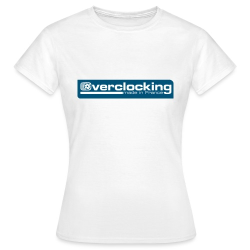 overclockingMF png - T-shirt Femme