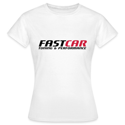 fastcar-eps - T-shirt dam