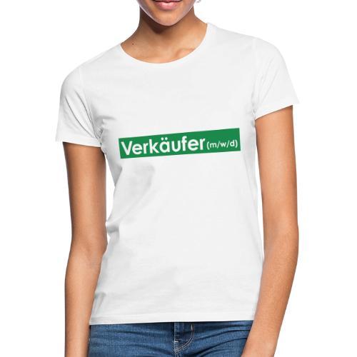 Verkäufer (m/w/d) - Frauen T-Shirt