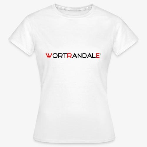 Wortrandale - Frauen T-Shirt