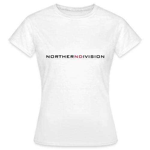 nd bankgot 2vari - Naisten t-paita