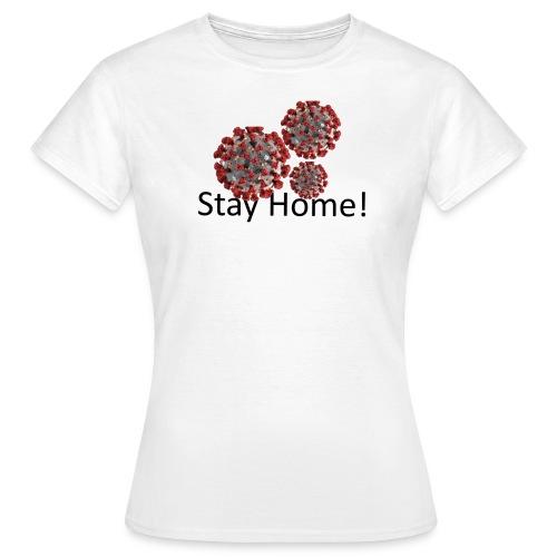 Corona - Frauen T-Shirt
