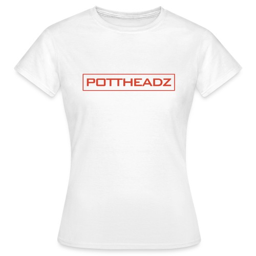 PottHeadz basics - Frauen T-Shirt
