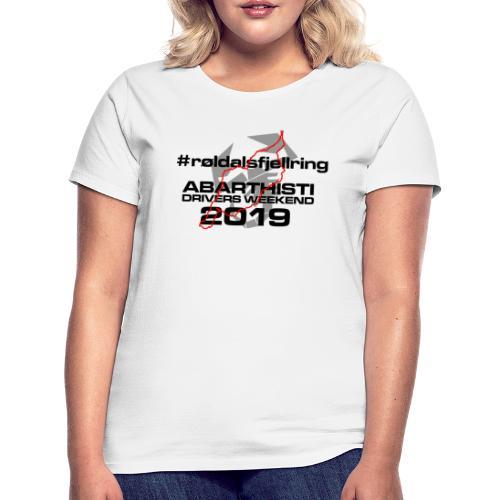 #røldalsfjellring - T-skjorte for kvinner