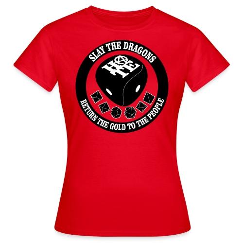 DRAGONS B - Women's T-Shirt