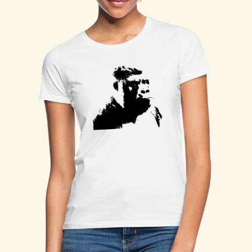 gorilla t-shirt - T-shirt Femme