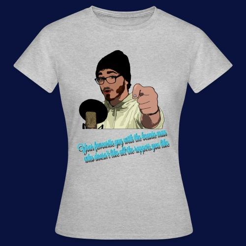 Your Favourite Beanie Man - Women's T-Shirt