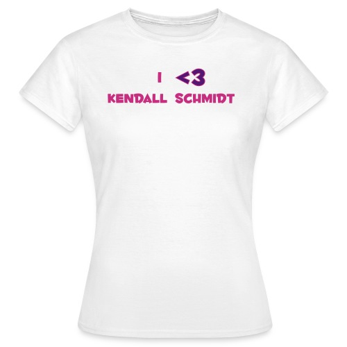 split heart 2 - Women's T-Shirt