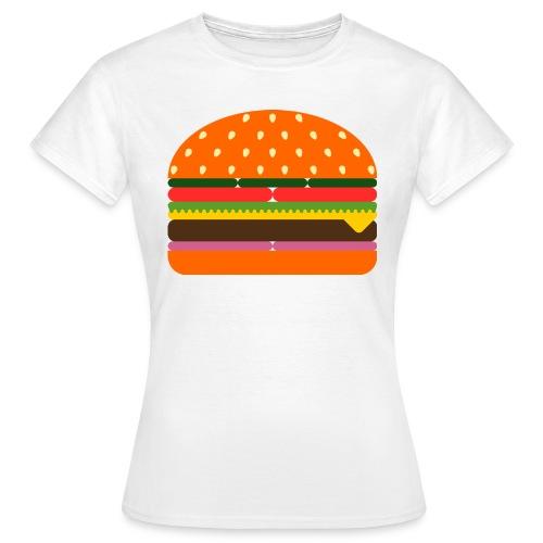 burger 3437618 - Frauen T-Shirt