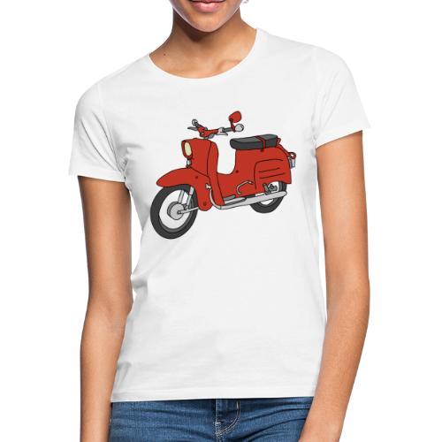 Schwalbe (ibizarot) - Frauen T-Shirt