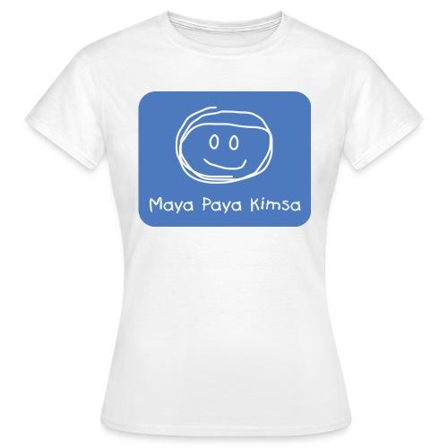 Maya Paya Kimsa - Frauen T-Shirt