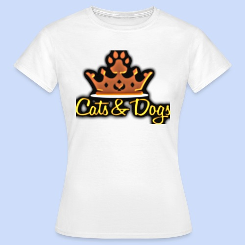 Official Cats&Dogs - Women's T-Shirt