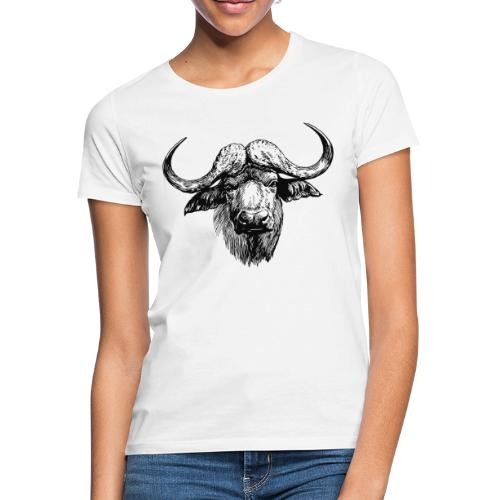 STIERSTEER - Frauen T-Shirt