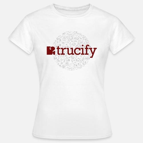 Trucify Badge Round - Women's T-Shirt