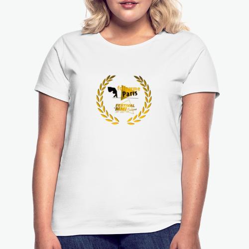 Followme Paris lauréat Festival MMI Béziers - T-shirt Femme