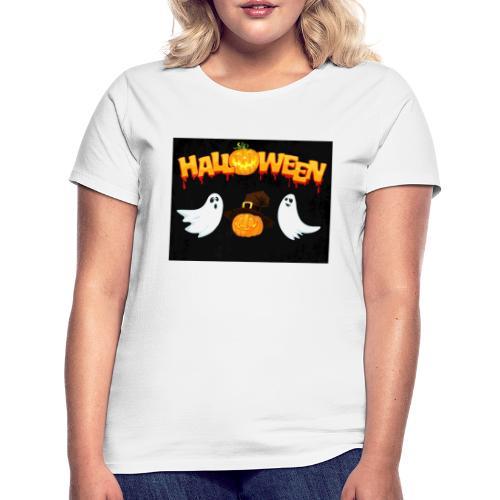 Collection Halloween - T-shirt Femme