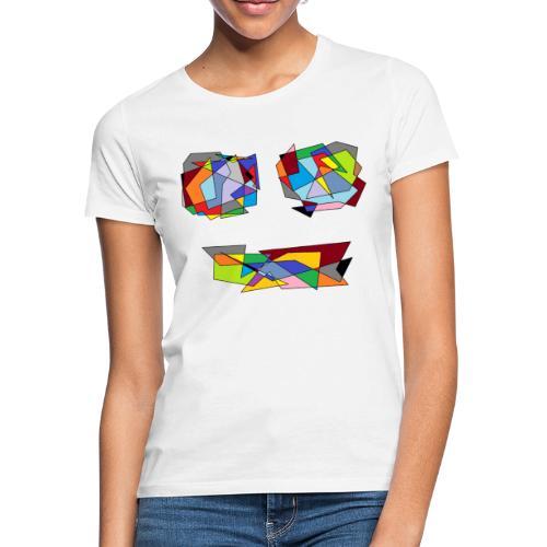 TheFace - Frauen T-Shirt
