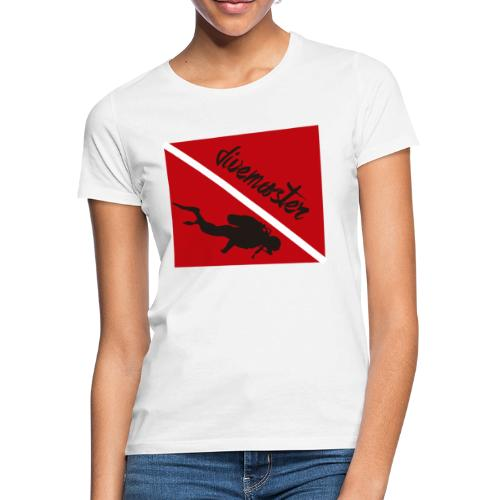 divemaster - Camiseta mujer