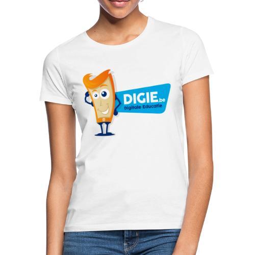 Digie.be - Vrouwen T-shirt