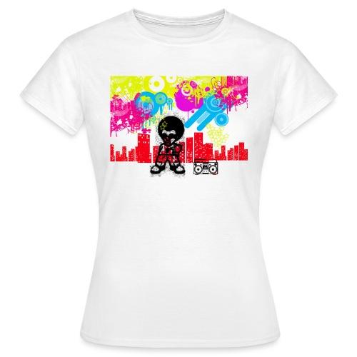 Magliette personalizzate bambini Dancefloor - Maglietta da donna