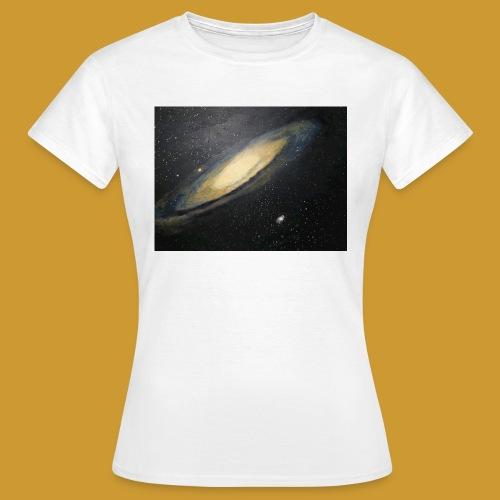 Andromeda - Mark Noble Art - Women's T-Shirt