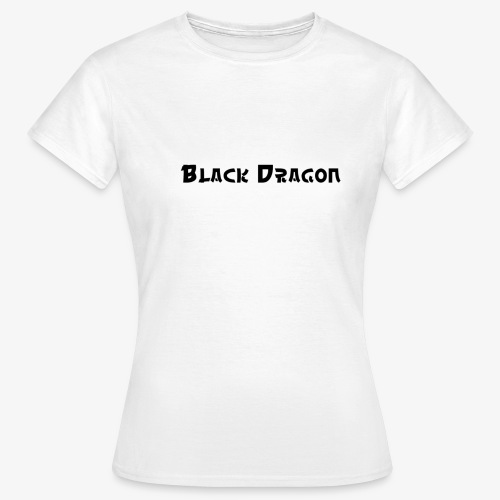 Black Dragon 2 - Frauen T-Shirt
