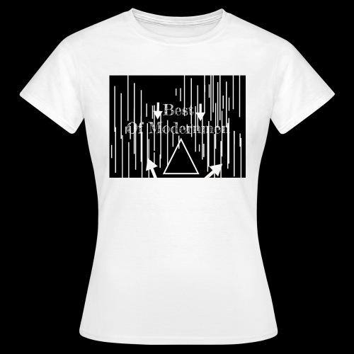 Bestofmodernmen - Maglietta da donna