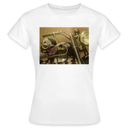 Vintage velocette - T-shirt Femme