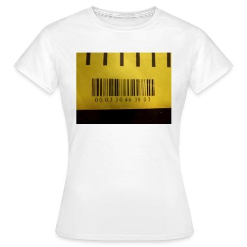 15429634758978161922628001209541 - Frauen T-Shirt