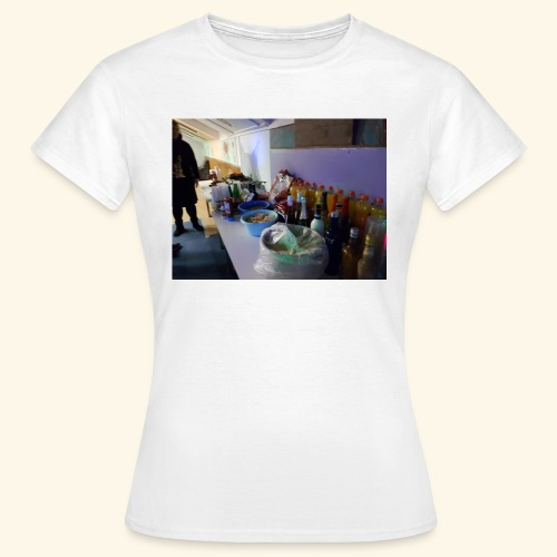 Party-Stimmung - Frauen T-Shirt