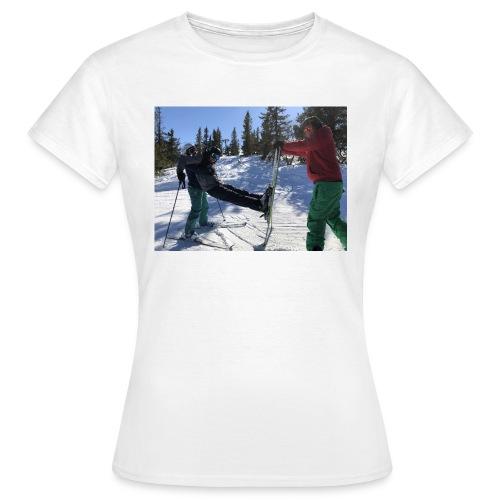 Spaßrunde - Frauen T-Shirt