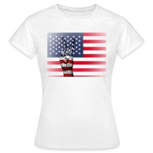 USA - Frauen T-Shirt