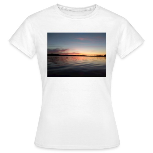 Sunset - T-shirt dam