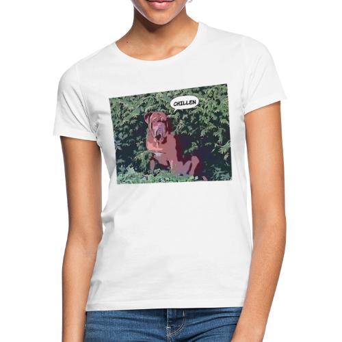 comica1566146737190 - Frauen T-Shirt