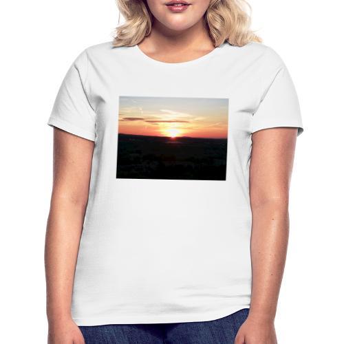 sonnenuntergang - Frauen T-Shirt