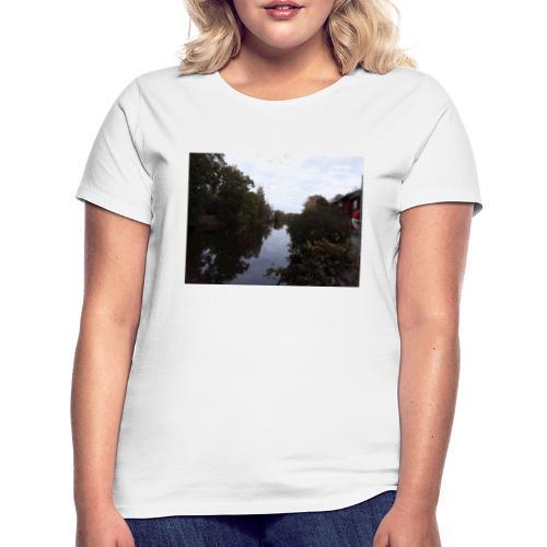Wadköping, Svartån Örebro - T-shirt dam
