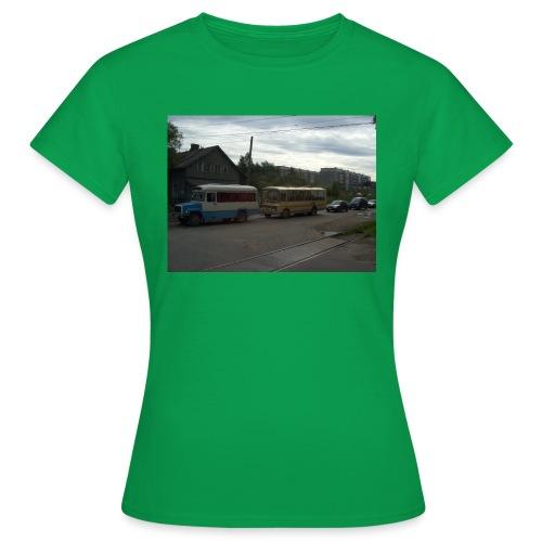 Sortavala - Naisten t-paita