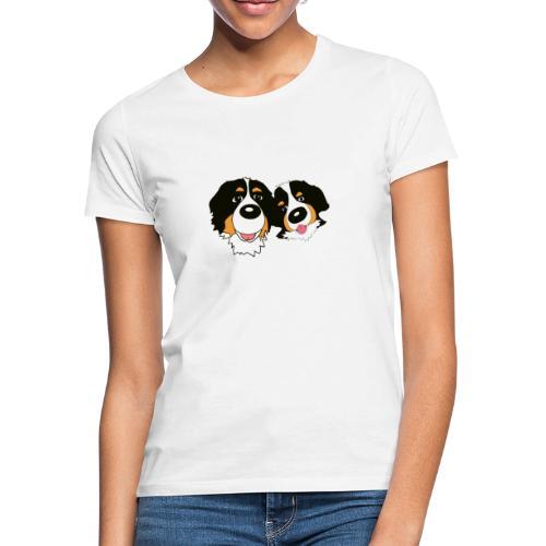 hane och hona - T-shirt dam