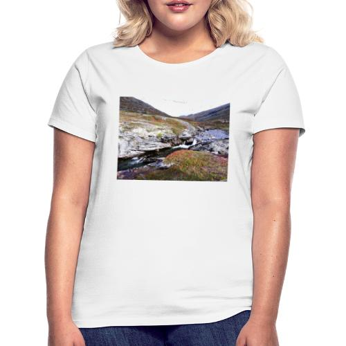 Norway - T-shirt dam