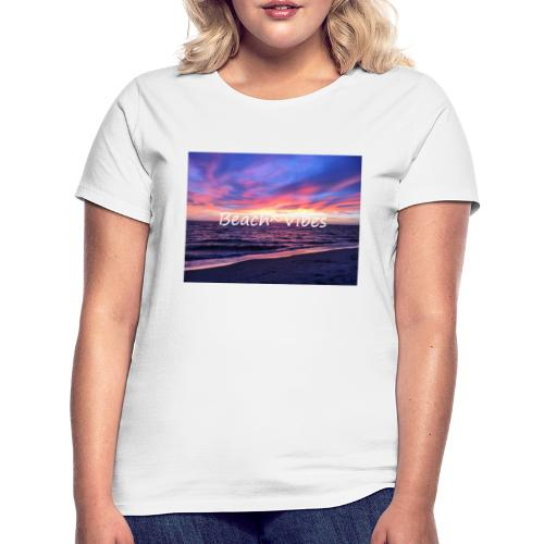 Beach Vibes - T-shirt dam