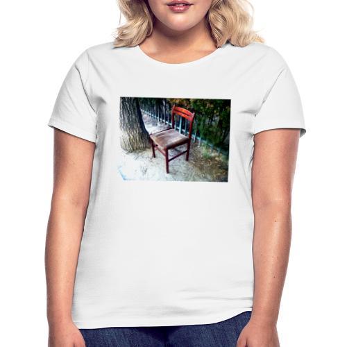 silla - Camiseta mujer