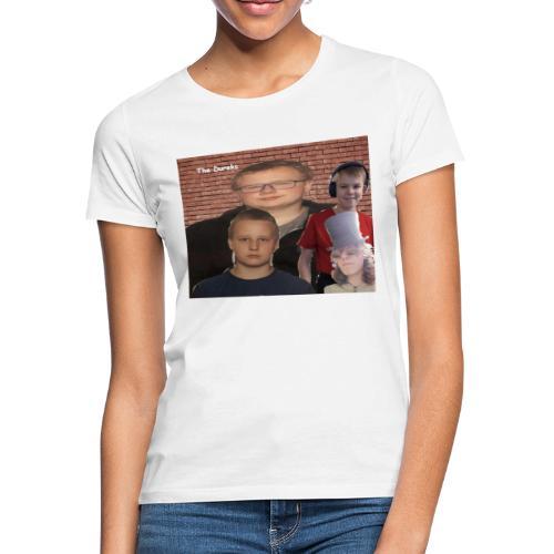 the dureks høy - T-skjorte for kvinner